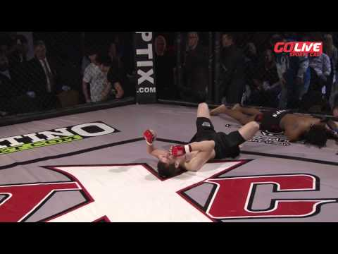 TXC MMA Legends 5  Andrew Ventimiglia vs Anthony Fleming