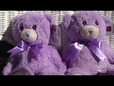 Bobbie Bear:  A Lavender-Filled Must-Have in China