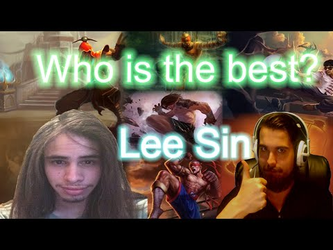 Bubba Kush vs Gripex || Who is the best? Lee Sin
