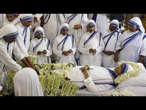 Ινδία: Πέθανε η διάδοχος της Μητέρας Τερέζας