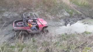 This was the biggest ditch we had to cross that day out riding, every machine made it out no problem.LIKE OUR FB PAGE !!!! https://www.facebook.com/519-CREW-186885398038785/