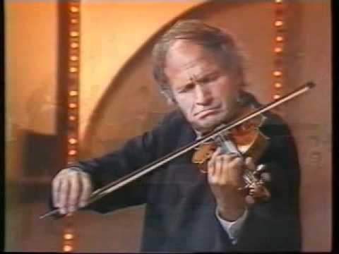 Ivry Gitlis Bach Live Aria
