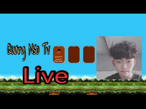 Live Nso - Helo my frend combat nào
