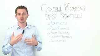 Which Content Marketing Activities Still Work?