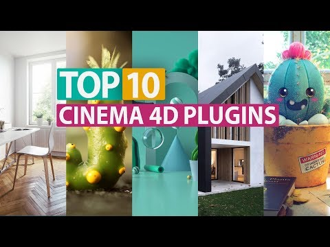 TOP 10 Cinema 4D Plugins in 2019