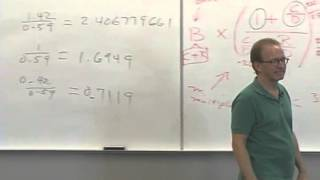 Money And Banking: Lecture 38 - The Money Multiplier 2