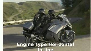 8. 2008 Kawasaki Concours 14  Specs Info Engine Dealers Top Speed Specification Transmission