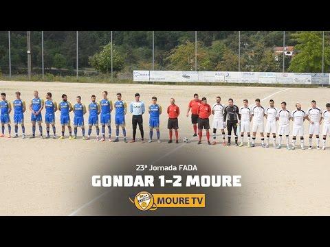 Gondar 1-2 Moure - MOURE TV (видео)