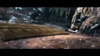 The Hobbit III: The Battle Of The Five Armies Extended Trailer (All Trailer Scenes)