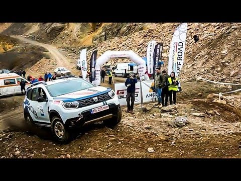 Off Road | Dacia Duster 2018 Extreme Off Road Trial