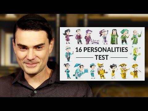 Ben Shapiro Takes The 16 Personalities Test!