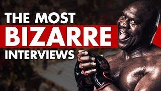 Video 10 Most Bizarre Interviews In MMA History MP3, 3GP, MP4, WEBM, AVI, FLV Februari 2019