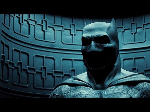 Batman v Superman Dawn of Justice Official