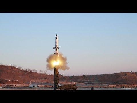 Β.Κορέα: Οξείες αντιδράσεις για τη νέα πυραυλική δοκιμή