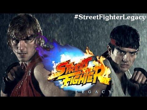 快打旋風 Street Fighter 真人版!