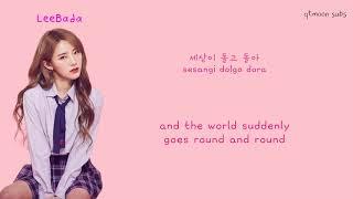 Video LeeBada - 「지금 뭐해」Crush on You [English Subs + Hangul + Romanization + Color Coded] MP3, 3GP, MP4, WEBM, AVI, FLV Agustus 2018