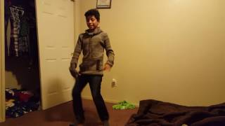 Me dancing to marshmallo Alone good dancing moves
