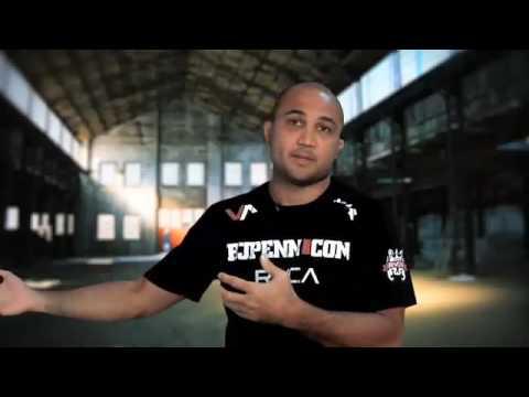 BJ Penn PreFight UFC 112 Interview