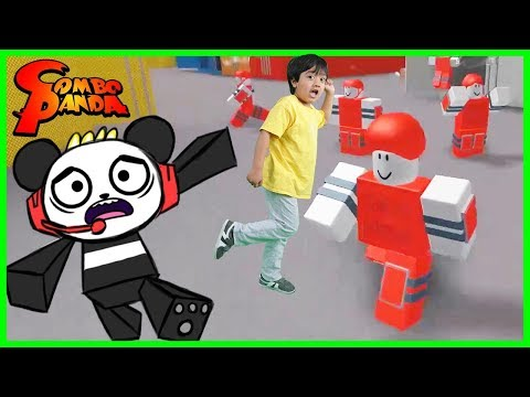 ROBLOX Blox Hunt YOU CAN'T SEE ME + NEW Gaming Channel VTubers with Ryan ToysReview