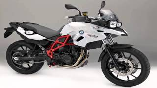 7. BMW's F700GS and F800GS get a minor refresh for 2016