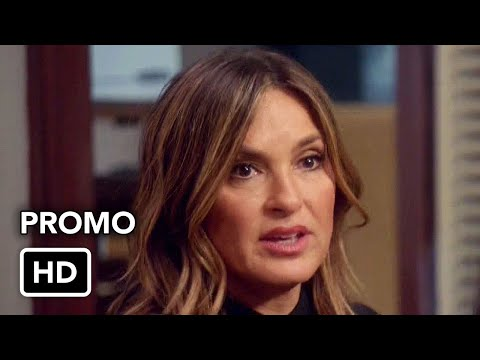 """Law and Order SVU 21x11 Promo """"She Paints for Vengeance"""" (HD)"""