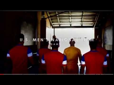 USA Vs Ghana Pregame - Narrated By Kiefer Sutherland - 2014 FIFA World Cup