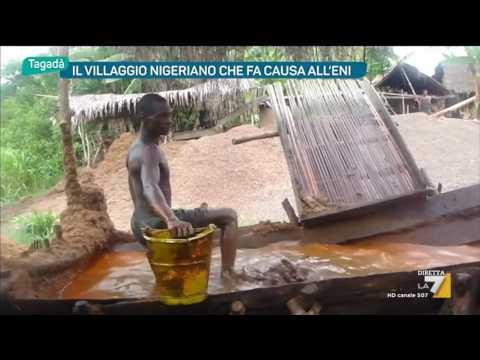Il villaggio nigeriano che fa causa all'Eni