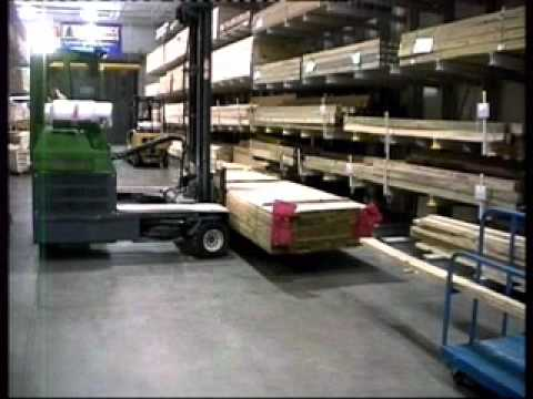 Combilift Forklifts From Wayco Mulitlift