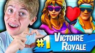 Download Video JACKY DÉBLOQUE MICHELLE GRÂCE A CE TOP 1 SUR FORTNITE BATTLE ROYALE !!! MP3 3GP MP4