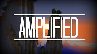Amplified: A Minecraft Timelapse Video