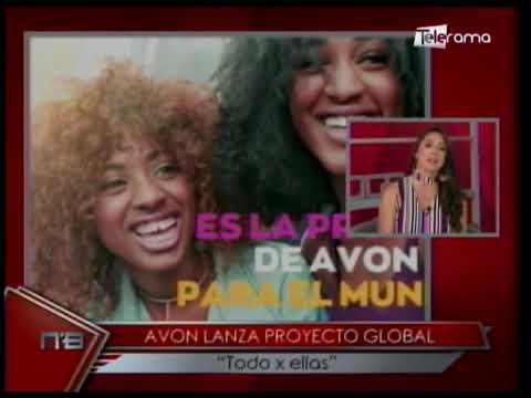 Avon lanza proyecto Global Todo x ellas