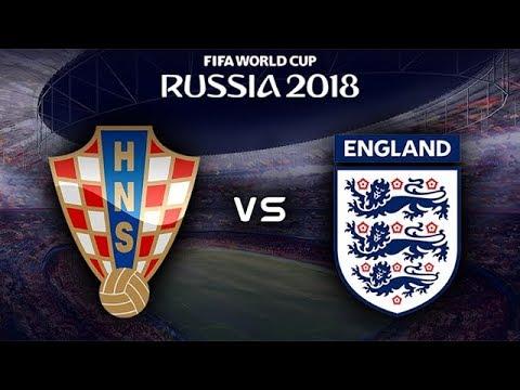 FIFA World Cup 2018 - Croatia vs England - 11/07/2018