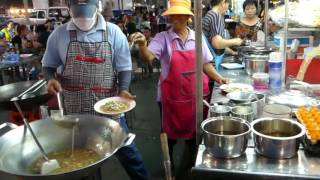 Chonburi Thailand  city photo : Street Food Chon Buri, Thailand - Bangkok