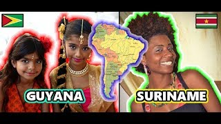The nations of Guyana, Suriname and French Guiana are some of the most fascinating places to learn about in the entire world, ...