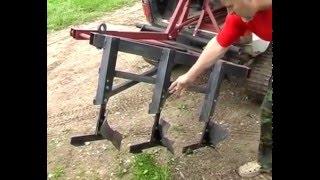 Po co komu traktor, gdy istnieje taki piękny okaz radzieckiej myśli technicznej!