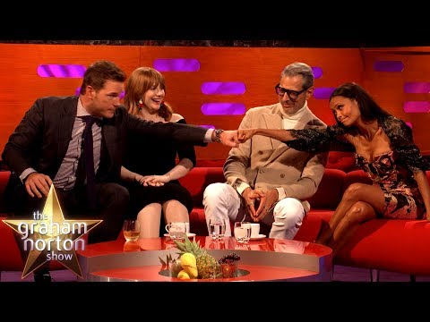 Chris Pratt & Thandie Newton Are Both Pro-Bush   The Graham Norton Show