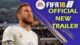 FIFA 18 Cinematic Gameplay Trailer