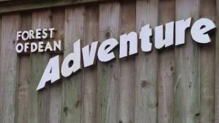 A day trip into the Forest of Dean at Bracelands. We climbed, zip wired and took a leap of faith. #deanwyebloggers #activityfest .