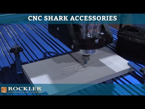 CNC Shark Accessories at IWF 2012