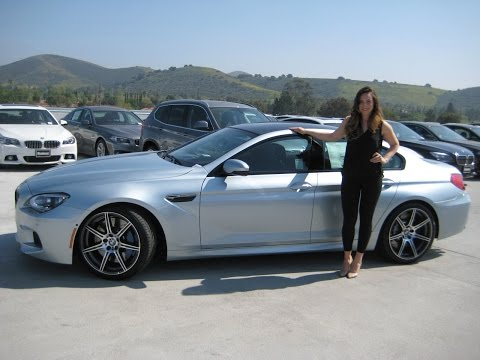 NEW BMW M6 Gran Coupe 20″ Wheels Exhaust Sound Review
