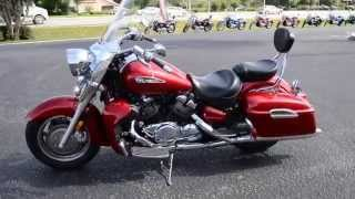 6. 2009 Yamaha Royal Star Tour Deluxe - UC007157