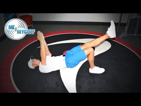 GOLF SWING AND FITNESS WITH TPI AND MEAND MY GOLF Part 1