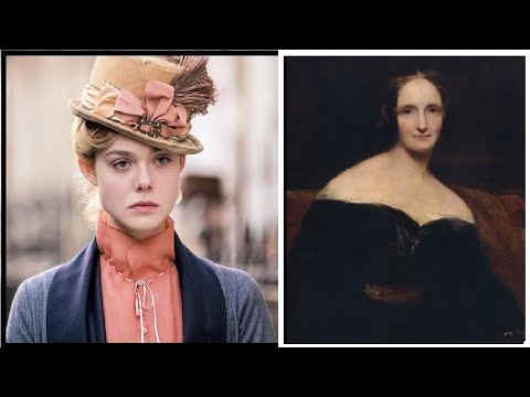 """Mary Shelly (Biografía-Resumen) """"La creadora de frankenstein """""""