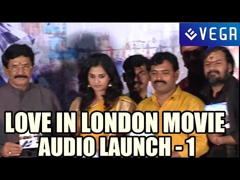 Love In London Movie Audio Launch - Part 1 - Latest Telugu Movie 2014
