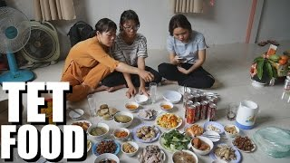 Video Tet 2017: VIET NEW YEARS: So Much Food & Family!   VLOG#4 MP3, 3GP, MP4, WEBM, AVI, FLV April 2018