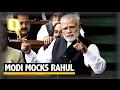 The Quint Pm Modi Mocks Rahul Gandhi Says  Earthquake  Has Finally Hit