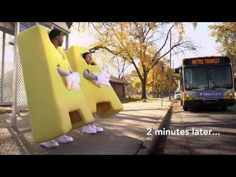 Metro Transit A to B.