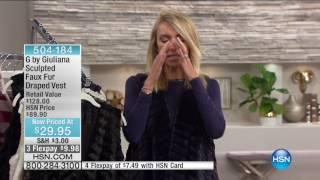 HSN | G by Giuliana Rancic Fashions 01.19.2017 - 11 AM