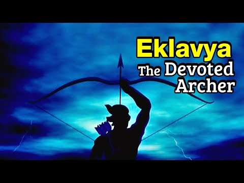 Video Eklavya - The Devoted Archer | The Story of Eklavya | Mahabharata | Artha download in MP3, 3GP, MP4, WEBM, AVI, FLV January 2017