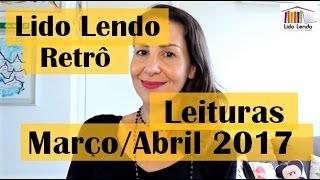 - Sobressalto - http://amzn.to/2pnAxDb- O Percevejo -  http://amzn.to/2p9018G- A Geração que Esbanjou seus Poetas  - http://amzn.to/2oR18rb- Lawrence da Arábia- Prosas Apátridas - http://amzn.to/2p95AUE- Irmãos Sisters - http://amzn.to/2qckoAc- Memórias de Adriano - http://amzn.to/2qkEHLg- Picasso - http://amzn.to/2qcsyZF- Acontecimentos na Irrealidade Imediata - http://amzn.to/2oBHaVg- Delírio - http://amzn.to/2qkPTrh- O Corno de Si Mesmo - http://amzn.to/2oBYbhOCX Postal 9660 AC Central Asa Norte Brasília DF 70040976Snapchat: isavichiSkoob: isa_lidolendoFacebook: LidoLendo Instagram: isavichiTwitter: lidolendoEmail: lidolendo@gmail.com